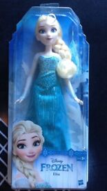 Disney Frozen Elsa Doll( brand new)