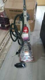 Vax carpet cleaner with accessories