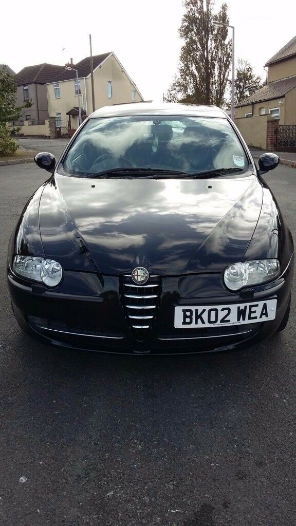 Alfa Romeo 147 T Spark Lusso, quick sale! Olny 68000on clock, Full Service History