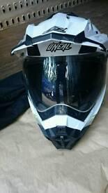 Motorcycle Adventure helmet oneal Sierra (m)