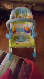 3 in 1 Swing Chair