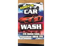 carwash jobs full time and part time