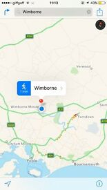 Couple looking for a first flat around wimborne