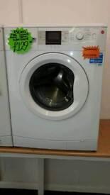 BEKO 7 KG 1400 SPIN WASHING MACHINE IN WHITE