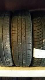 165 70 14 partworn tyres