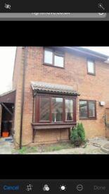 1 bedroom house with garden/Swindon