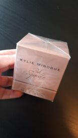 Brand New Kylie Minogue Pink Sparkle Perfume 50ml In Cellophane