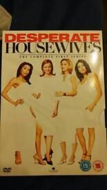 Dvd desperate housewives season 1