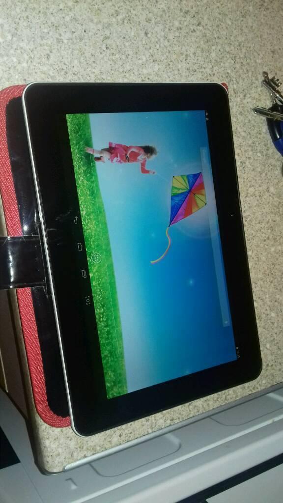 Hannspree 10.1 inch tablet