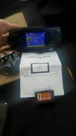 PVP Digital Pocket handheld console system with over 1000 games like mario /dony kong/cash or swaps