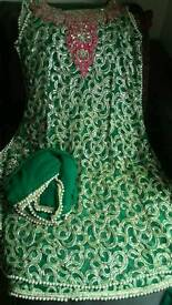 Indian Pakistani party dresses