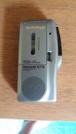 Olympus Tape Dictation Recorder