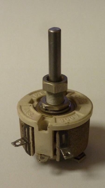 MEMCOR RP101FH15 1500 OHM .13 AMP Rheostat