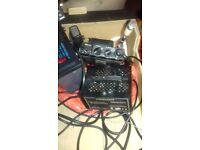 Cb recieveing and transmitting equipment