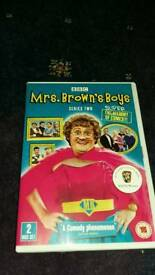 Mrs Browns boys collection