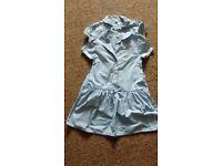 2 x girls school dresses 7