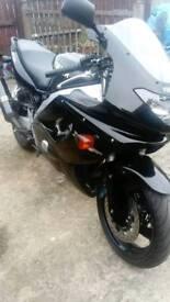 Yamaha yzf 600 thundercat, px /swap