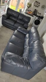 Nvy 3+2 seater sofa