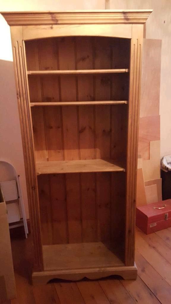 Wooden Shelving Unit (open to offers)