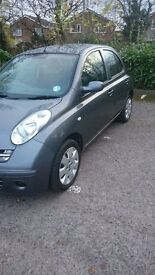 Selling Nissan Micra 2007