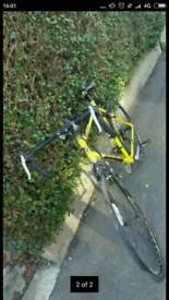 Selling fast. Viking bicyle. 2nd. Good condition