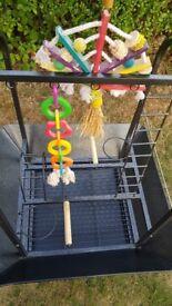 Bird /parrot play stand