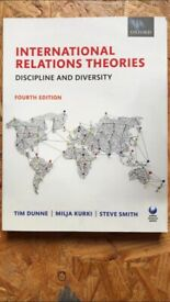 International relation theory discipline and diversity book