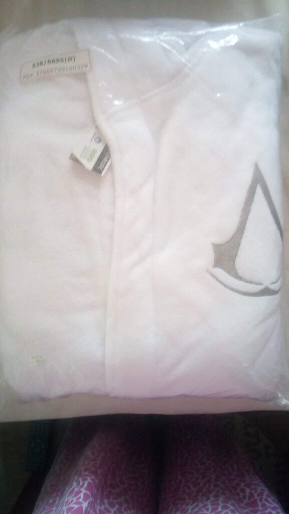 Assassin\'s Creed Dressing Gown. Brand New | in New Deer ...