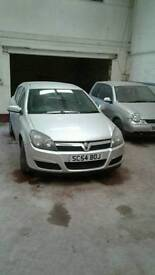 Vauxhall Astra H 1.7 CDTI 54 Reg mk5