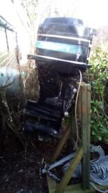 Mercury 50HP outboard for sale