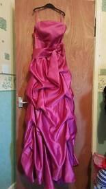Prom dress size 10