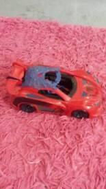 Spiderman car