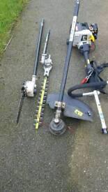 Ryobi petrol multi tool