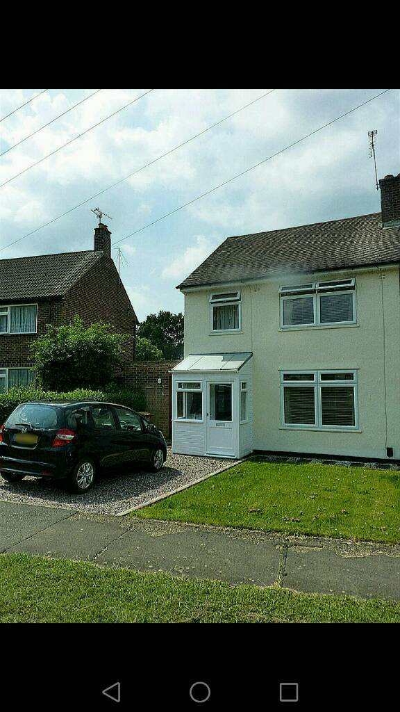 Three bedroom house in Chelmsford to rent