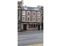 City Centre,Mosley Street, Newcastle Upon Tyne