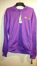 Adidas jumper - purple