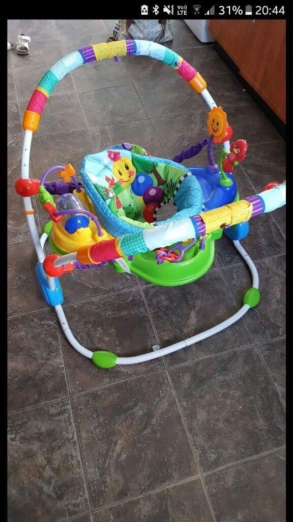 Baby bouncer einsteen jumperoo