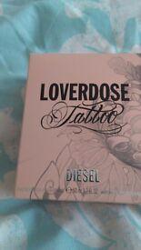 Loverdose tattoo diesel 50 ml perfume