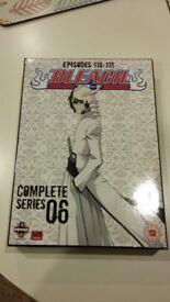 Bleach Anime boxset seried 6