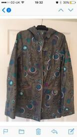 Mantaray jacket from Debenhams. Size 8. Worn once. Excellent condition.