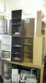 New Bookshelves Slim £12