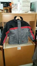Kids motorcycle jacket size M