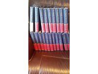 Encyclopaedia Britannica 30 volumes