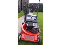 Victa professional 2 stroke lawnmower