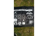 4 man Mckinley tent. used once good condition.