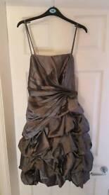 Elegantly dress
