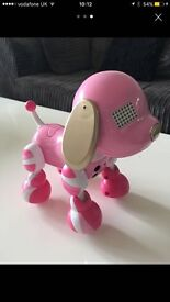 Zoomer Zuppie Candy Electronic Dog