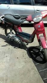 Piaggio f.18 50cc