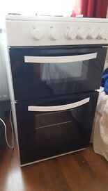 Gas Cooker under Warranty, only 7/8 months old Bought for £220 new. Receipts etc