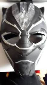 Offers available Black panther mask new